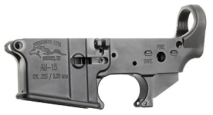 ANDERSON STRIPPED AR LOWER