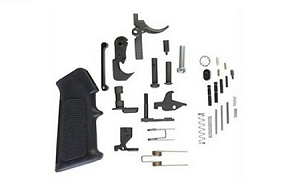 BGR OEM MILSPEC AR LOWER PARTS KIT