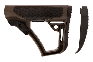 DANIEL DEFENSE COLLAPSIBLE BUTTSTOCK BRWN