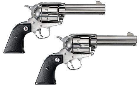 RUGER SASS VAQUERO 357 MAGNUM | 38 SPECIAL SET OF TWO PISTOLS