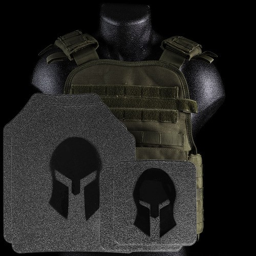 SPARTAN ARMOR/CONDOR MOPC PLATE CARRIER PACKAGE