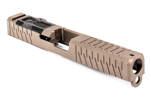 SOCOM ENHANCED COMPLETE RMR ABS. CO-WIT IN FDE, GLOCK 17