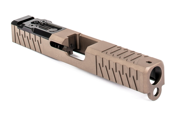 SOCOM ENHANCED COMPLETE RMR ABS. CO-WIT IN FDE, GLOCK 19