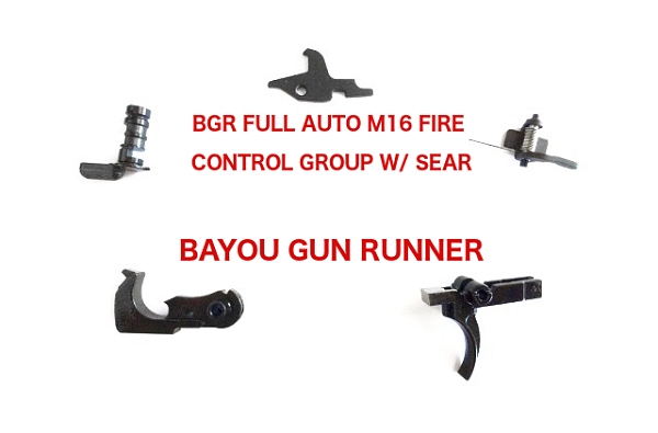 FA/// BGR M16 FULL AUTO FIRE CONTROL GROUP ///FA
