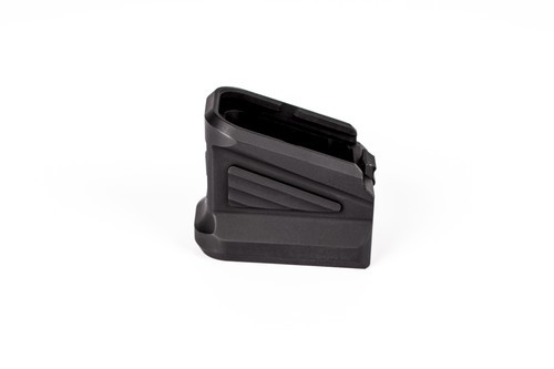 ZEV GLOCK MAGAZINE BASE PAD, BLACK