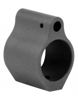 OEM BUDGET LOW PRO GAS BLOCK-STEEL
