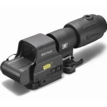 Holographic Hybrid Sight I™ EXPS3-4 with G33.STS Magnifier