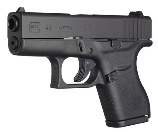 GLOCK 43 9MM SINGLE STACK