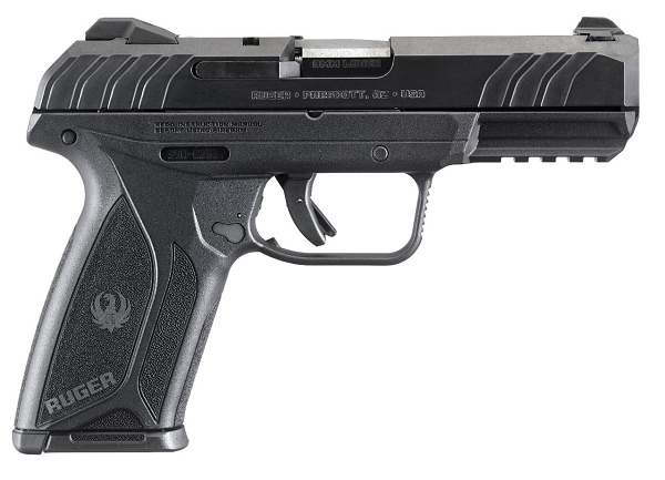 RUGER SECURITY-9 9MM BLK 4