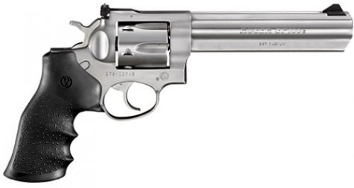 RUGER GP100 357 DOUBLE ACTION REVOLVER 6