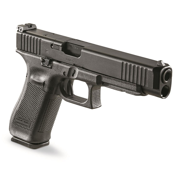 GLOCK 34 G5 9MM 17RD AS FSS MOS