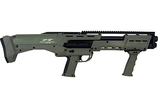 STANDARD MFG DP12 12GA SHOTGUN OD GREEN