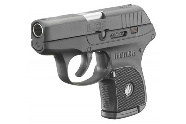 RUGER LCP 380ACP 6+1