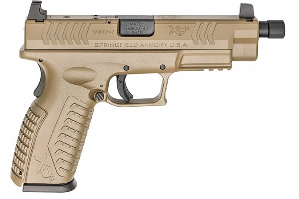 XDM 9MM FULL FDE 5.3