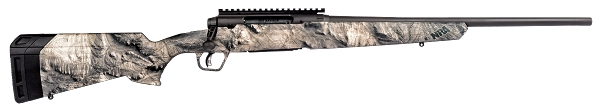 AXIS II 22-250 GRAY/CAMO 20