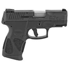 TAURUS G2C 9MM PST 12RD BLACK