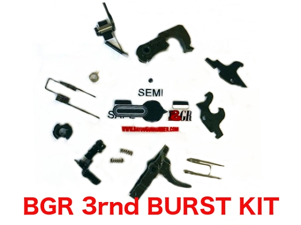 /// BGR M4 BURST FIRE CONTROL GROUP ///