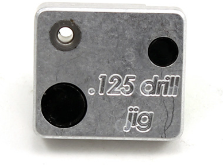 M16 THIRD HOLE JIG