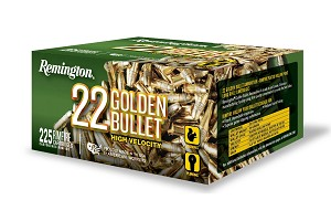 Remington 22LR Golden Bullet Value Pack